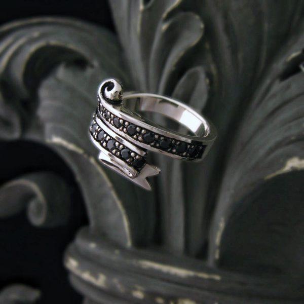 リボンの指輪